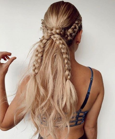 100+ Long Hairstyles To Choose From In 2020-34