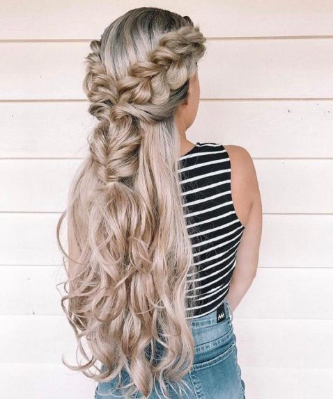 100+ Long Hairstyles To Choose From In 2020-35