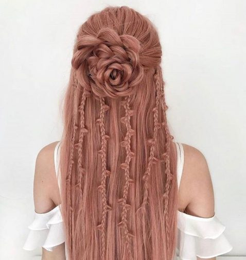 100+ Long Hairstyles To Choose From In 2020-49