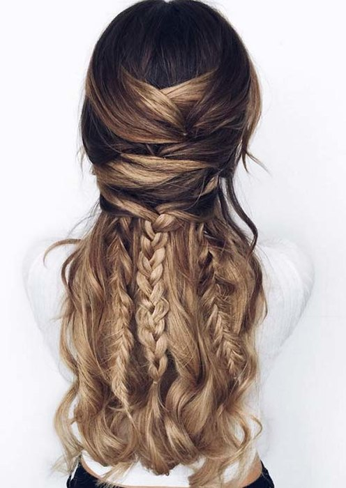 100+ Long Hairstyles To Choose From In 2020-5