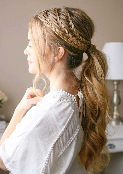 100+ Long Hairstyles To Choose From In 2020-7