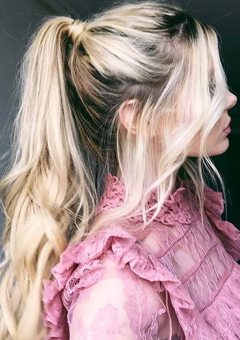 100+ Long Hairstyles To Choose From In 2020-9