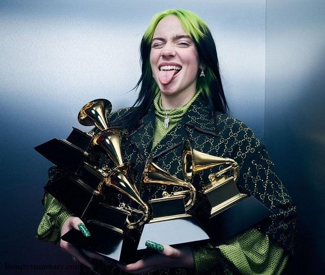 Grammys 2020: billie eilish