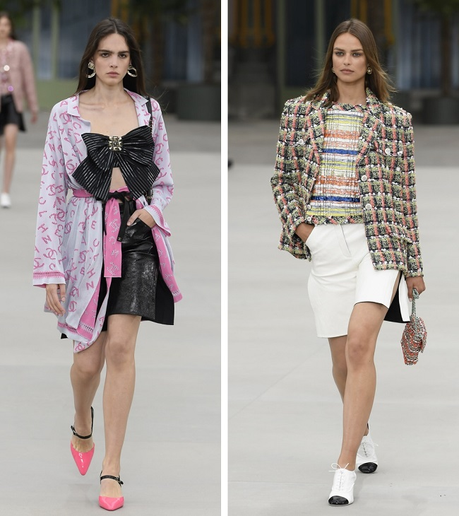 Chanel Resort 2020 Cruise Collection-17