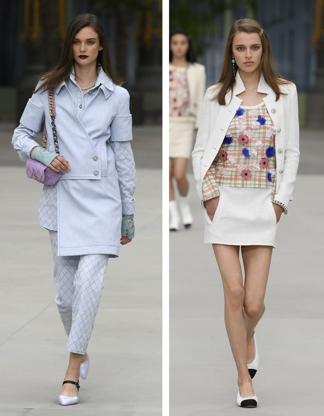 Chanel Resort 2020 Cruise Collection-37