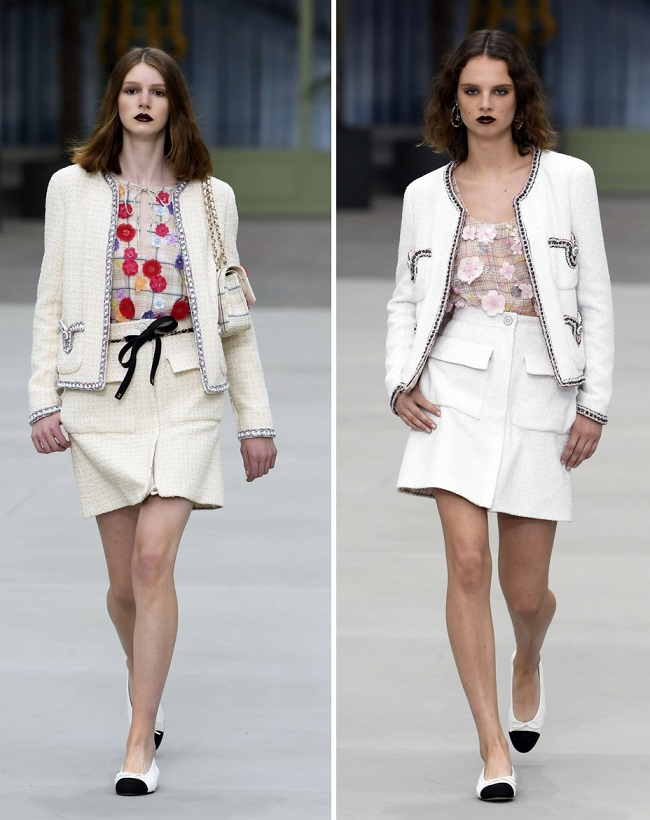 Chanel Resort 2020 Cruise Collection-57
