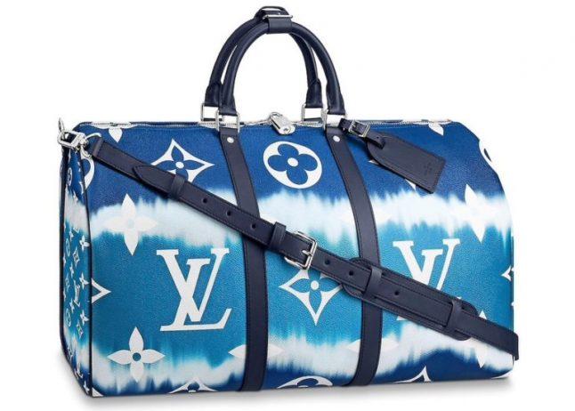 Louis-Vuitton-Keepall-Bandouliere-LV-Escale - 1