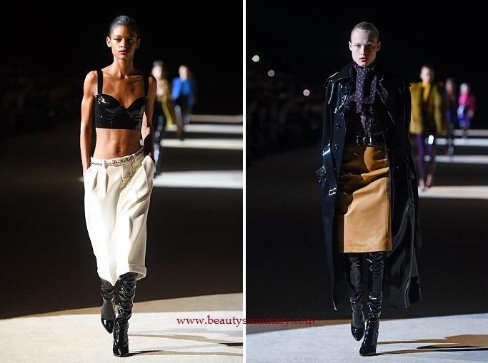 Saint Laurent fashion show-11