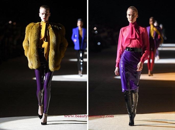 Saint Laurent fashion show-13