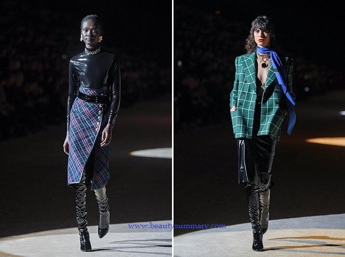 Saint Laurent fashion show-15