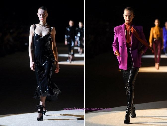 Saint Laurent fashion show-17