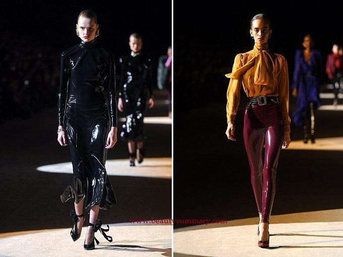 Saint Laurent fashion show-18