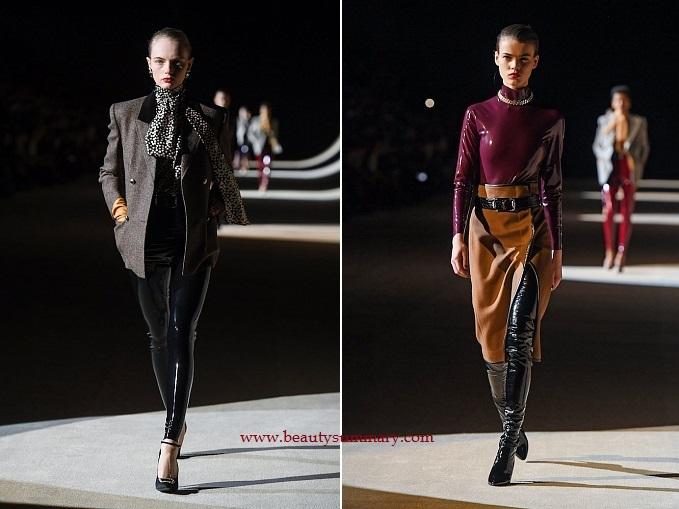Saint Laurent fashion show-3