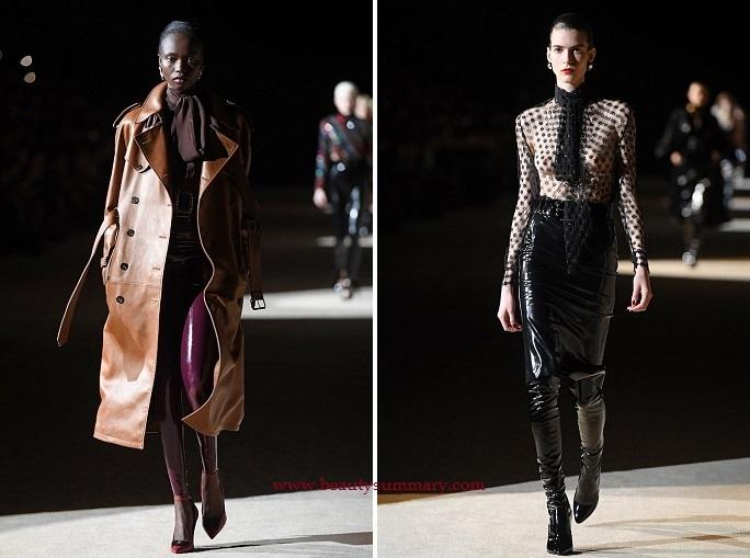 Saint Laurent fashion show-5