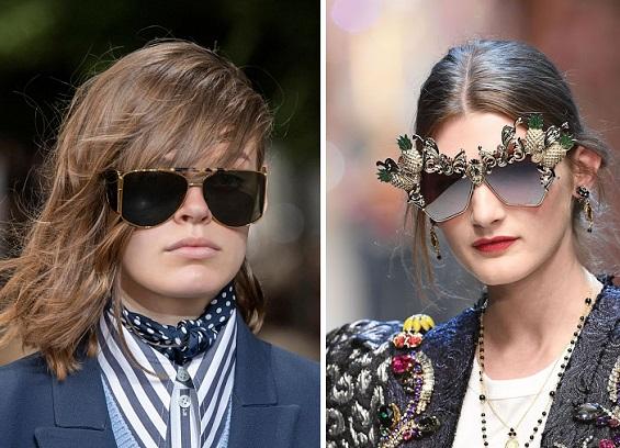 Тенденции към слънчевите очила - пролет-лято 2020-11