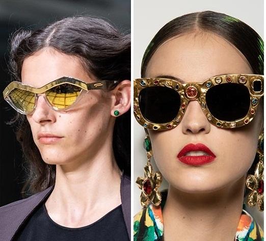 Тенденции към слънчевите очила - пролет-лято 2020-21
