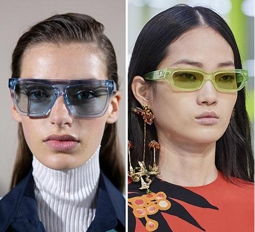 Тенденции към слънчевите очила - пролет-лято 2020-23