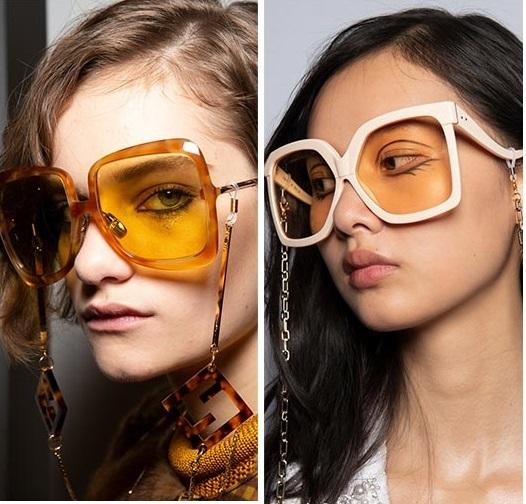 Тенденции за слънчеви очила - пролет-лято 2020-3