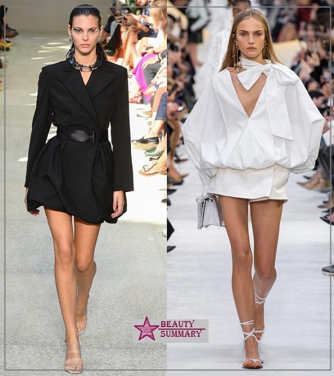 Fashion spring-summer 2020